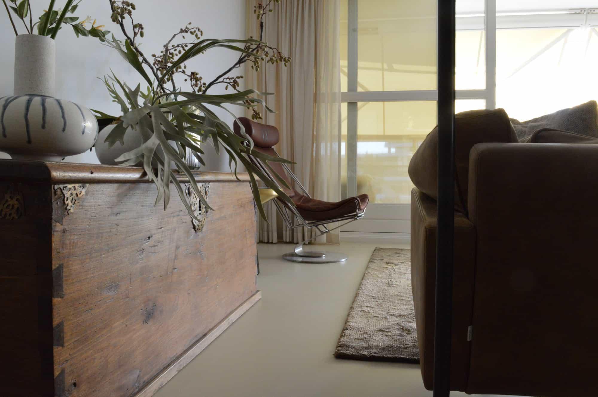 Appartement aan de Amstel